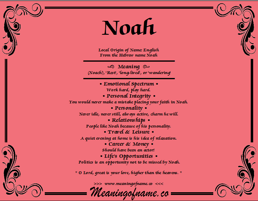biblical meaning of names pdf