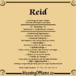 reid name. meaning of name reid, baby reid. reid